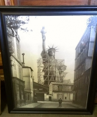 14H11 STATUE OF LIBERTY POSTER