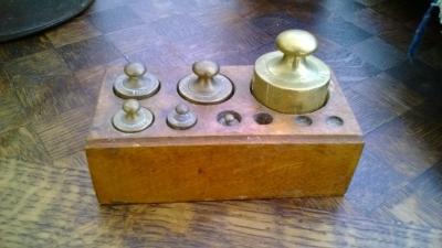 scale weights sold