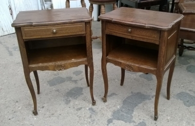14I16001 PAIR OF PETITE LOUIS XV LAMP TABLES  (1).jpg