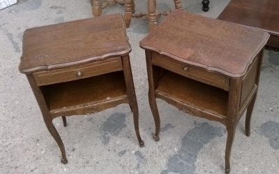 14I16001 PAIR OF PETITE LOUIS XV LAMP TABLES  (2).jpg