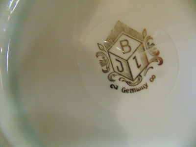 14C10691 GERMAN PAINTED DISH (1)