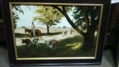 14I22601 COWBOY PAINTING BY .jpg