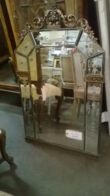 14I29312 LARGE MULTI PANE ETCHED GLASS MIRROR  (1).jpg