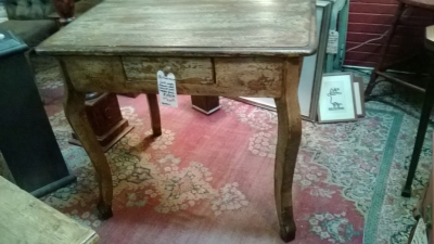 36-ROGER-22 PAINTED WOOD TABLE WITH DRAWER (2).jpg