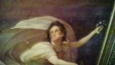 123-7 LONG ANTIQUEOIL PAINTING COPY OF GUIDO REMI APOLLO OIL PAINTING  (6).jpg