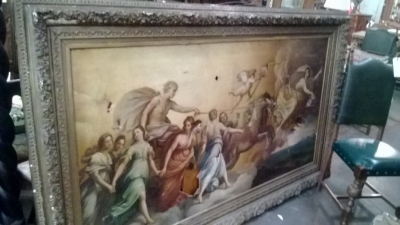 123-7 LONG ANTIQUEOIL PAINTING COPY OF GUIDO REMI APOLLO OIL PAINTING  (8).jpg