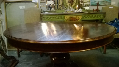 123-ROUND MAHOGANY GAME OR DINING TABLE (3).jpg