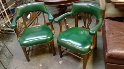 123 SET OF 6 BARRELL BACK CHAIRS .jpg