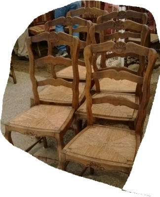 14J15011 SET OF 6 RUSH SEAT LOUIS XV CHAIRS (1).jpg