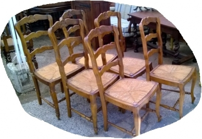 14J15011 SET OF 6 RUSH SEAT LOUIS XV CHAIRS (2).jpg