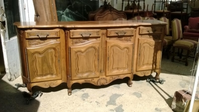 14J15012 LOUIS XV WALNUT 4 DOOR SIDEBOARD (1).jpg