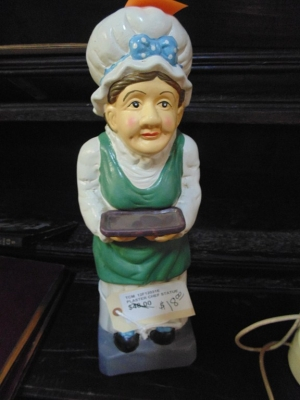 MAID STATUE SOLD SOLD SOLD