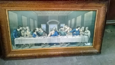 14J22036 FRAMED LAST SUPPER PRINT.jpg