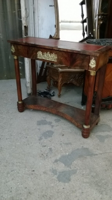 14K12004 FRENCH MAHOGANY EMPIRE SERVER  (1).jpg