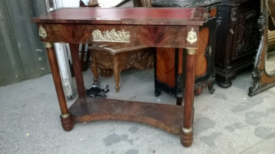 14K12004 FRENCH MAHOGANY EMPIRE SERVER  (2).jpg