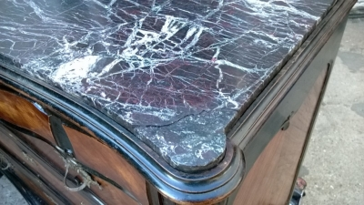 14K12006 LOUIS XV MARBLE TOP ROSEWOOD COMMODE (3).jpg