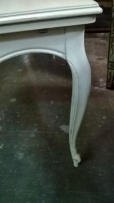 14I16056 LOUIS XV PAINTED DRAWLEAF TABLE  (3).jpg