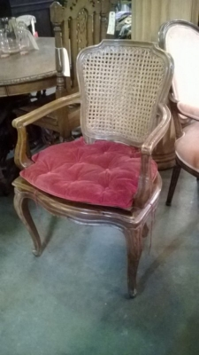 14K10360-LOUIS XV CANED BACK ARM CHAIR (2).jpg