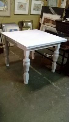 36-PAINTED DRWALEAF PUB TABLE .jpg
