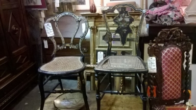 36-PAIR OF EBONIZED CHAIRS WITH MOTHER OF PEARL INLAY  (1).jpg
