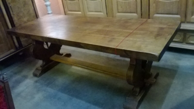 FAM-THICK TOP FRENCH TRESTLE TABLE  (1).jpg