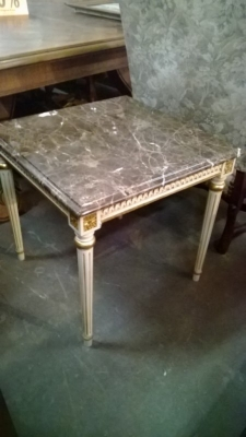 GRP-MARBLE TOP LOUIS XVI SIDE TABLE .jpg