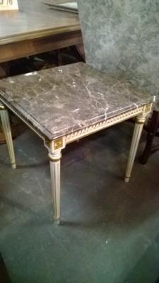 GRP-MARBLE TOP LOUIS XVI SIDE TABLE .jpg