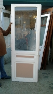 14K190 PAIR OF SMALL ETCHED GLASS DOORS (5).jpg