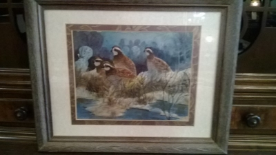 14L01494 BARTON WILLIAMS  WATER COLOR OF QUAILS.jpg