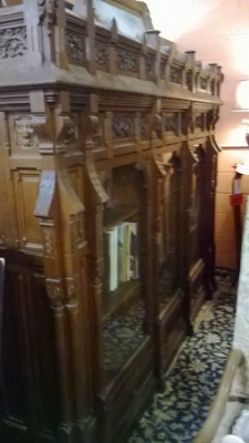 14L15 PAIR OF LARGE FRENCH BOOKCASES (2).jpg