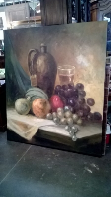 14L15105 LARGE STILL LIFE OIL PAINTING.jpg