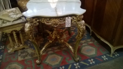36-84728 MARBLE TOP GILT FRENCH TABLE.jpg