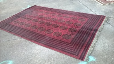 123 Assortment of Vintage Machine made rugs from Europe (2).jpg