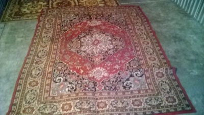 123 Assortment of Vintage Machine made rugs from Europe (5).jpg