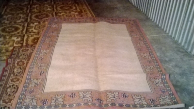 123 Assortment of Vintage Machine made rugs from Europe (6).jpg