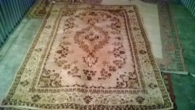 123 Assortment of Vintage Machine made rugs from Europe (7).jpg