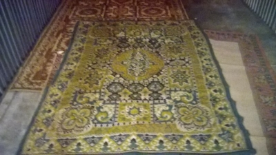123 Assortment of Vintage Machine made rugs from Europe (8).jpg