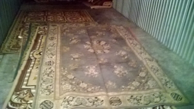 123 Assortment of Vintage Machine made rugs from Europe (10).jpg