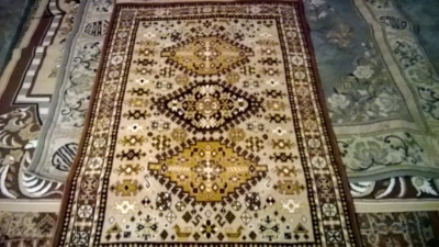 123 Assortment of Vintage Machine made rugs from Europe (11).jpg
