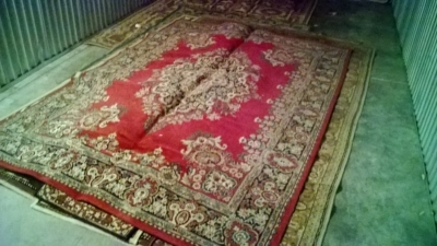 123 Assortment of Vintage Machine made rugs from Europe (17).jpg