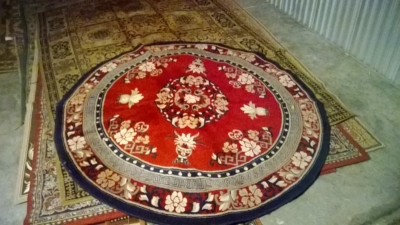 123 Assortment of Vintage Machine made rugs from Europe (21).jpg