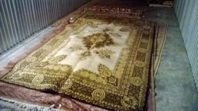 123 Assortment of Vintage Machine made rugs from Europe (24).jpg