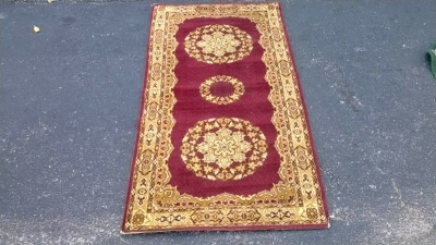 123 Assortment of Vintage Machine made rugs from Europe (34).jpg
