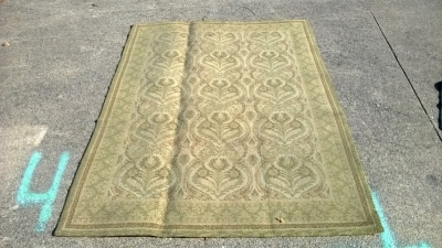 123 Assortment of Vintage Machine made rugs from Europe (45).jpg