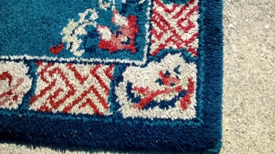 123 Assortment of Vintage Machine made rugs from Europe (54).jpg