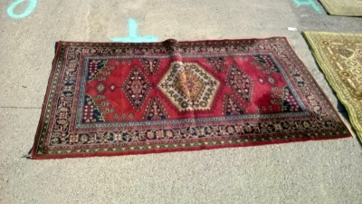 123 Assortment of Vintage Machine made rugs from Europe (56).jpg