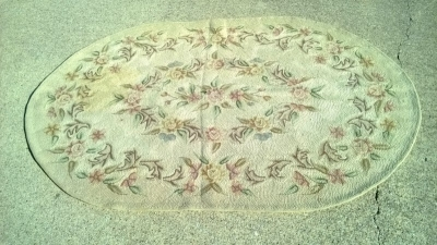 123 Assortment of Vintage Machine made rugs from Europe (57).jpg