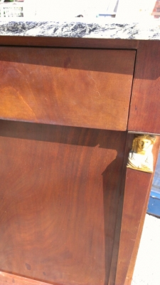 14E EMPIRE SIDEBOARD DETAIL