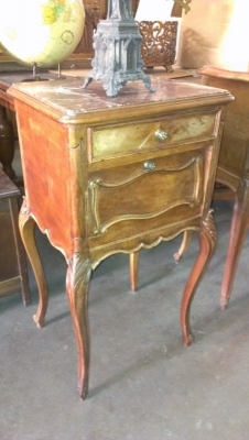 15A19800 PAIR OF LOUIS XV MARBLE TOP STANDS (2).jpg
