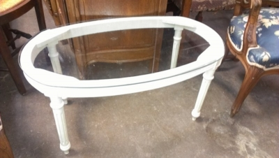 15A19804 LOUIS XVI GLASS TOP COFFEE TABLE.jpg